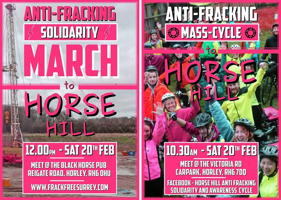 Cycle and March